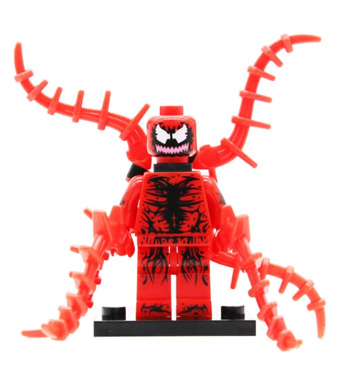 Minifigure - Marvel - Carnage
