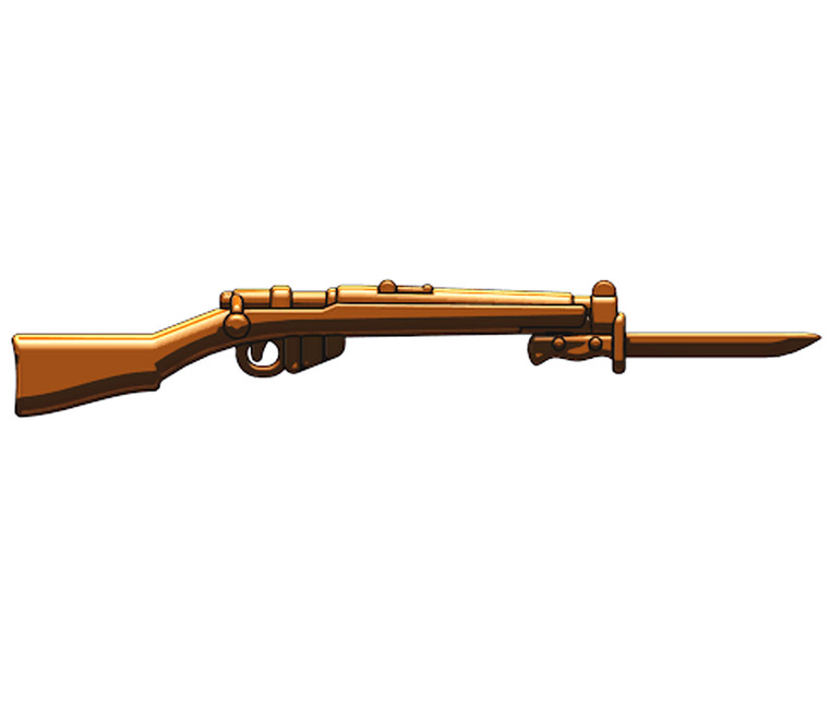 BrickArms SMLE MK3 w/Bayonet Rifle
