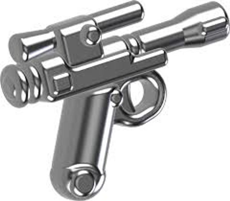 BrickArms Shocktrooper Pistol (Silver)