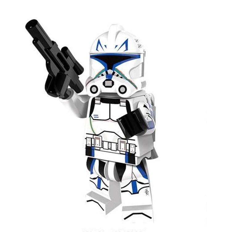 Minifigure - Star Wars - Captain Rex