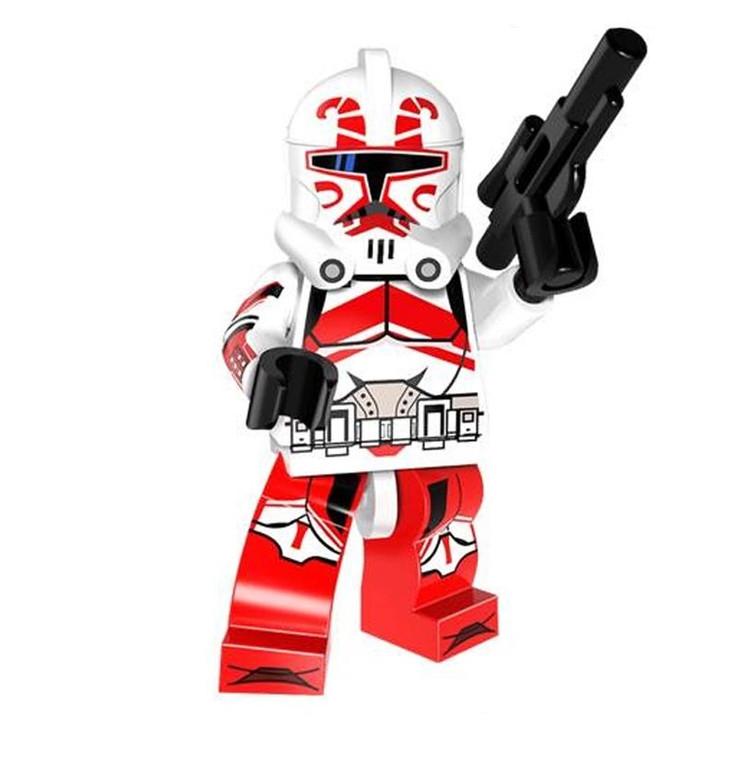 Minifigure - Star Wars - Keeli Clone Trooper