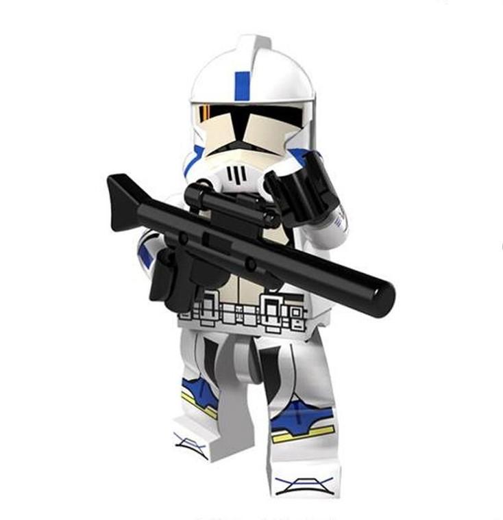 Minifigure - Star Wars - Havoc Clone Trooper