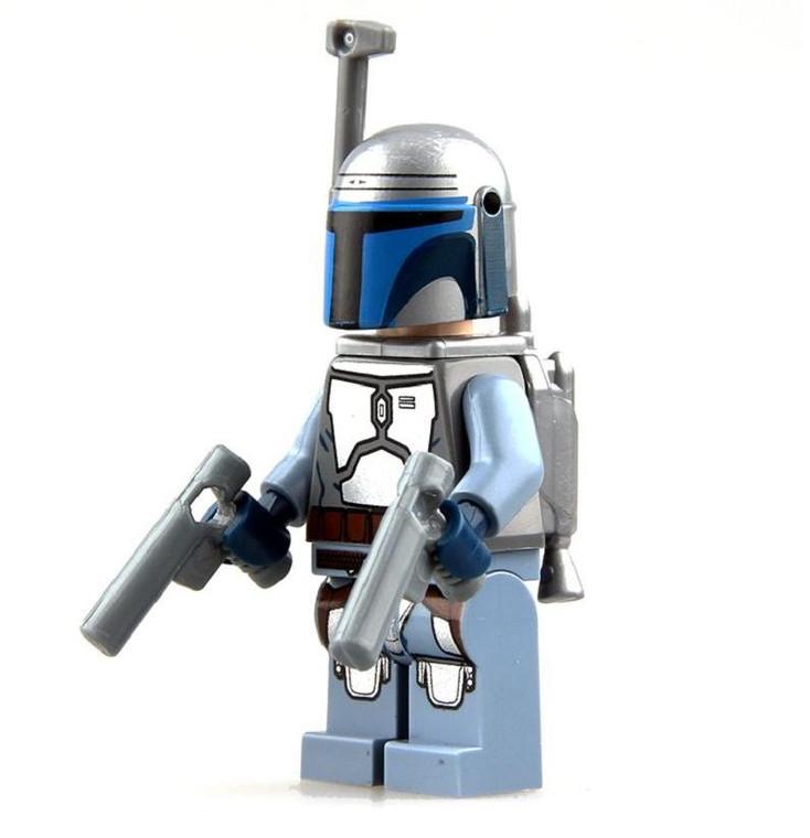 Minifigure - Star Wars - Jango Fett