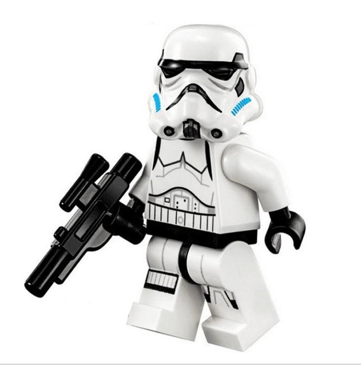 Minifigure - Star Wars - Stormtrooper