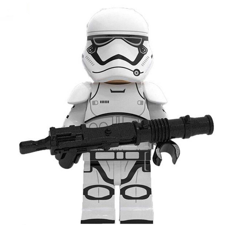 Minifigure - Star Wars - First Order Stormtrooper