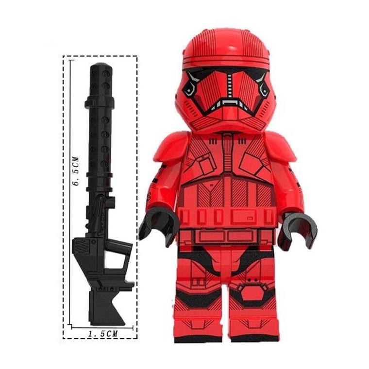 Minifigure - Star Wars - Sith Guard Trooper