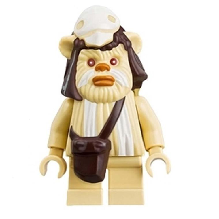 Minifigure - Star Wars - Ewok Logray