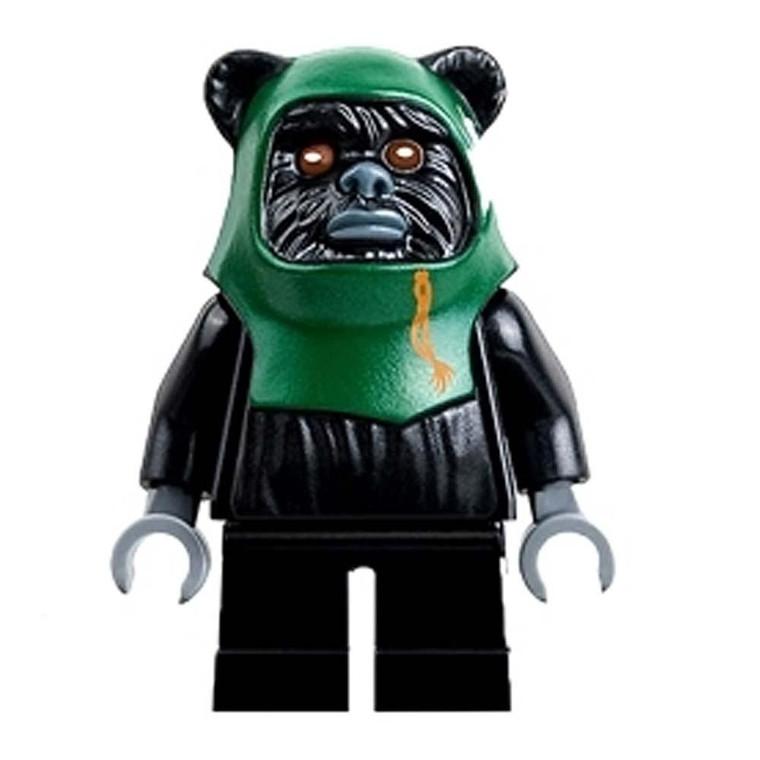 Minifigure - Star Wars - Ewok Tokkat