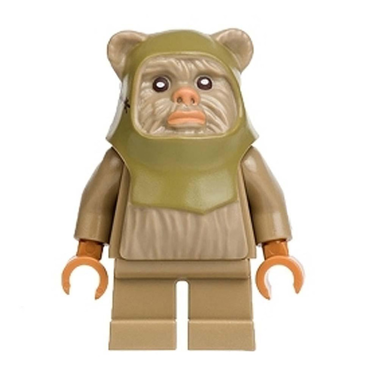 Minifigure - Star Wars - Ewok Warrior