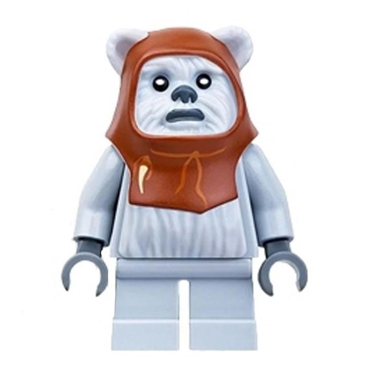 Minifigure - Star Wars - Ewok Chief Chirpa