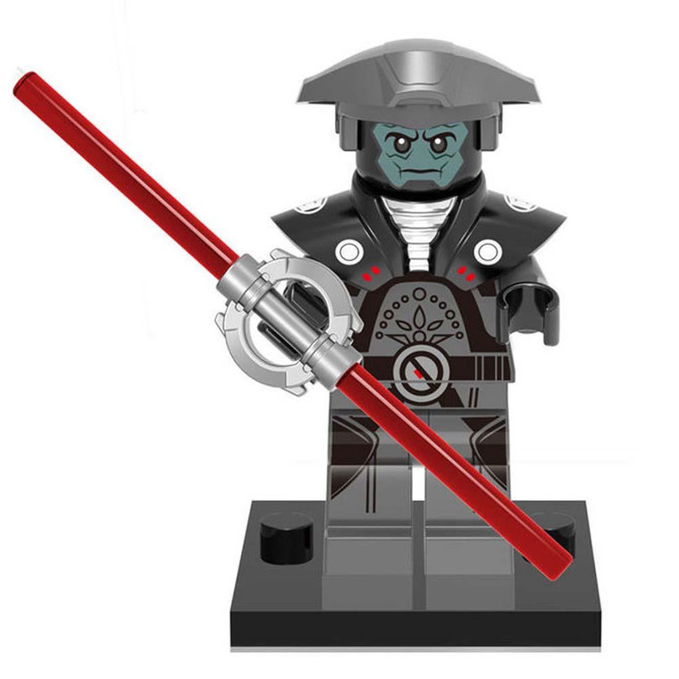 Minifigure - Star Wars - Inquisitor