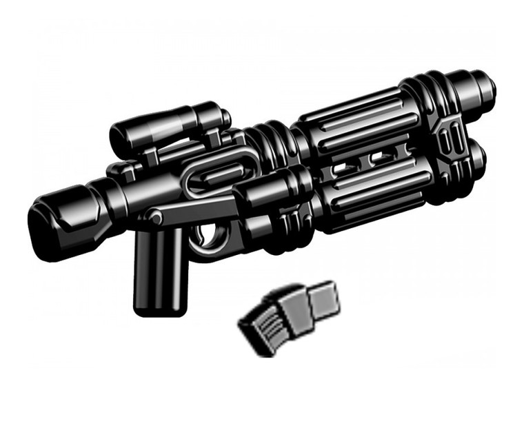 BrickArms E-22 Blaster Rifle w/Mag