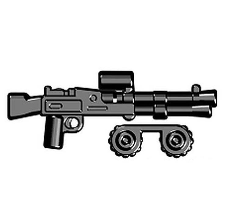 Brickarms Galactic Gunfighter - Heavy Blaster w/Drum