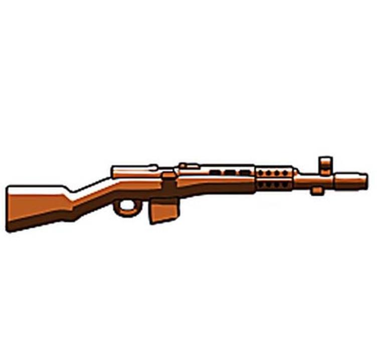 BrickArms SVT-40 Battle Rifle