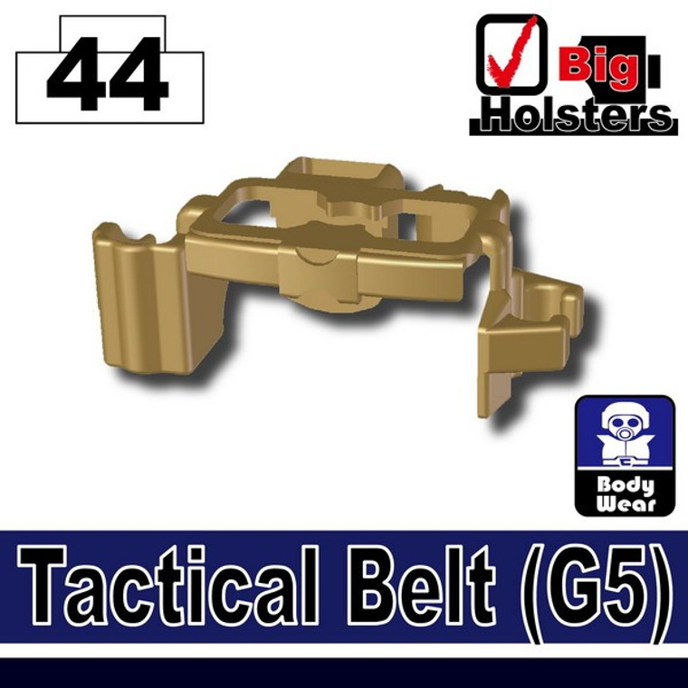 Tactical Belt (G5) Dark Tan