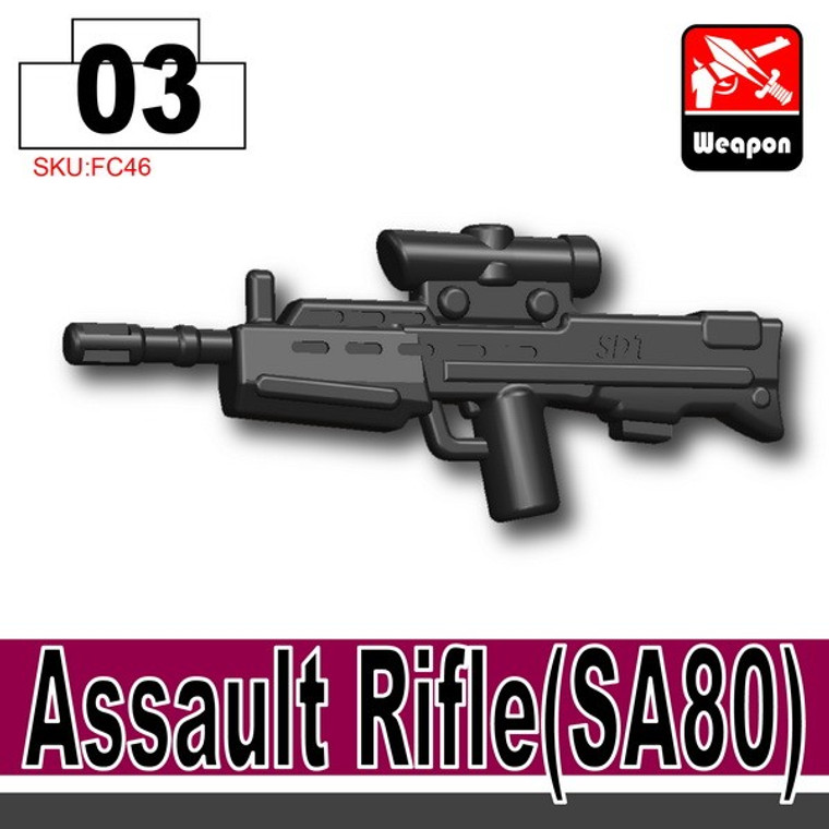Assault Rifle (SA80)