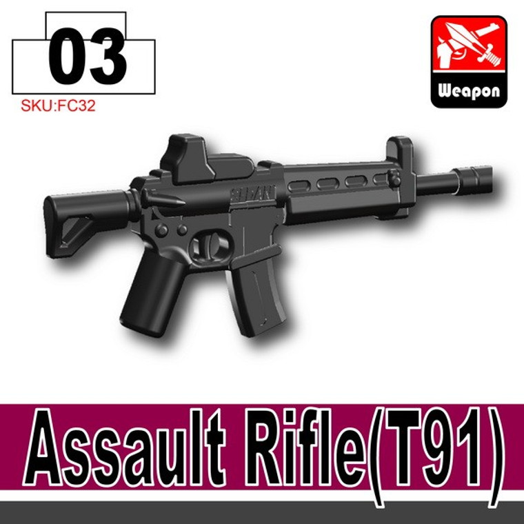 Assault Rifle (T91)