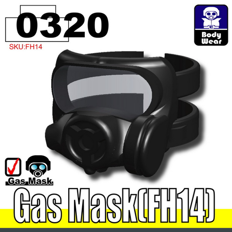 Gas Mask FH14