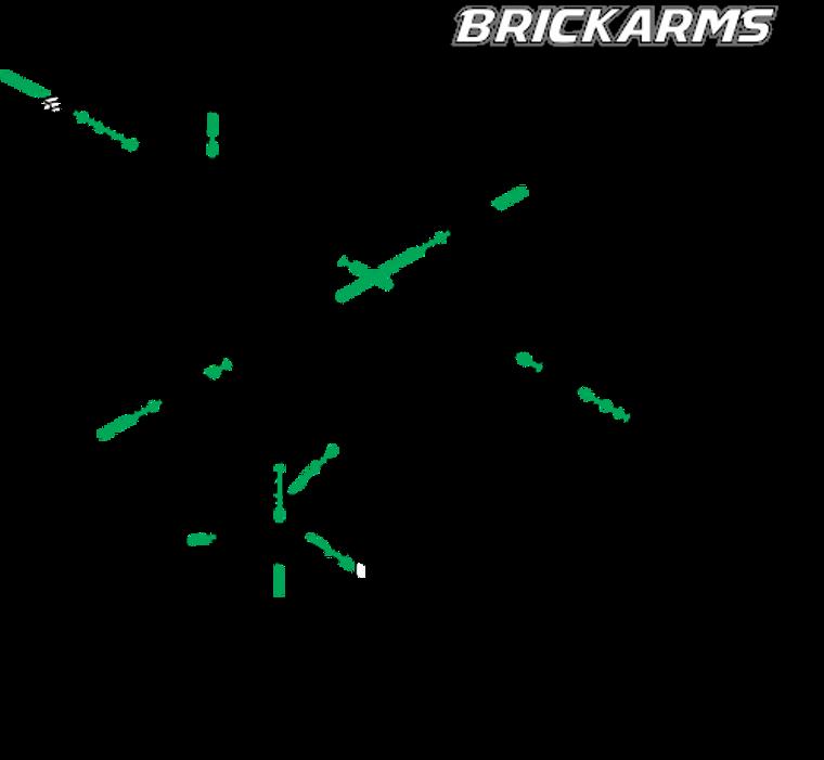 BrickArms EW-10HB Heavy Repeating Blaster