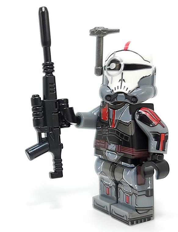 BrickArms 773 Firepuncher Blaster Sniper Rifle