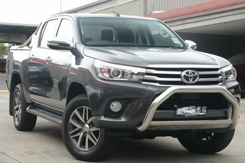 EZDown - To Suit New Toyota Hilux N80 (2015 - Current)