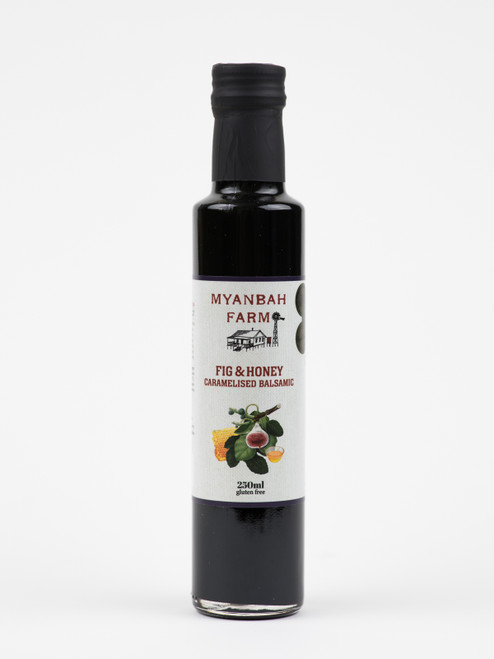 Caramelised Balsamic with Fig and Honey 250ml