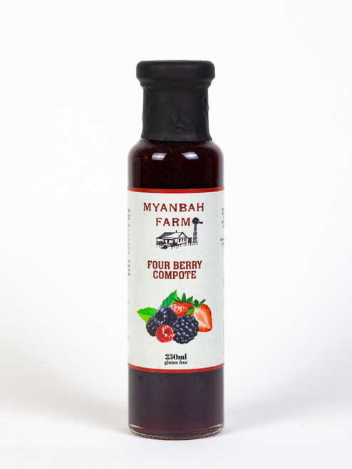 Four Berry Compote 250ml