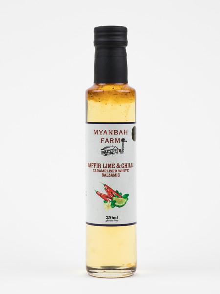 Caramelised White Balsamic Kaffir Lime & Chilli 250ml