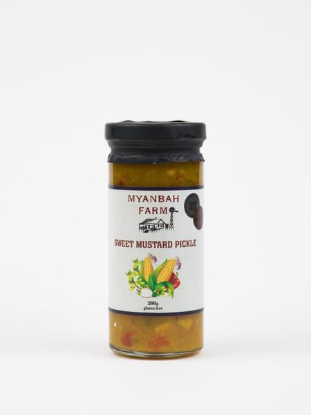 Sweet Mustard Pickle 260g