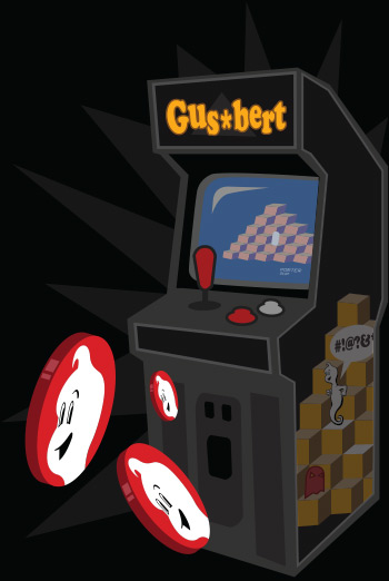 ghost arcade game