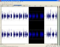 Clipping EVP Audio