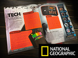National Geographic Features Shawn and GhostStop Gear