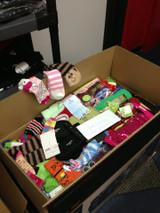 Over 1,050 Pair of Socks Sent to Saint Jude Hospital