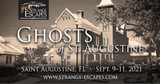 Investigate with us at Saint Augustine, FL