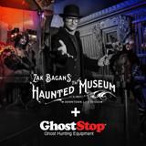 GhostStop Partners with Zak Bagans' The Haunted Museum, Las Vegas
