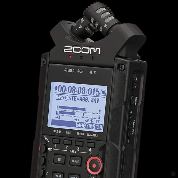 Zoom 360° Audio Recorder