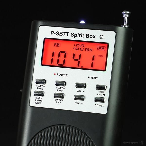 SB7 Spirit Box