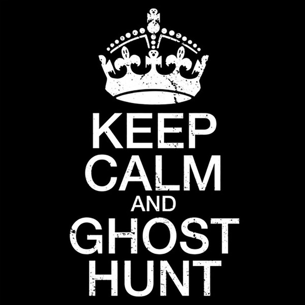 Keep Calm & Ghost Hunt T-Shirt