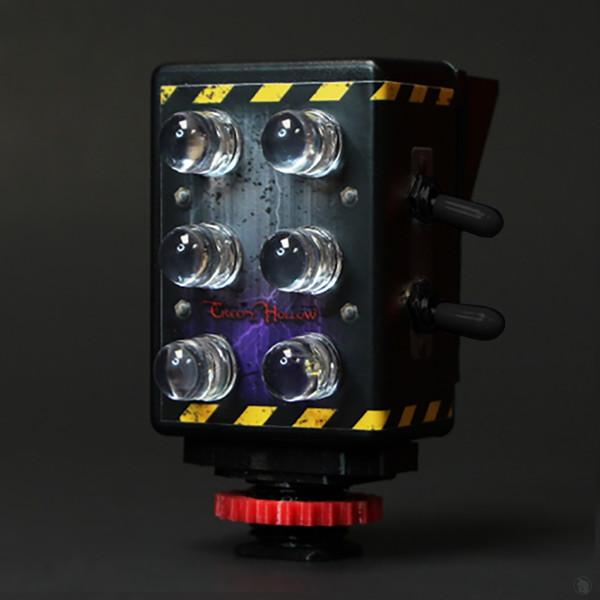 Dual IR & Full Spectrum Light