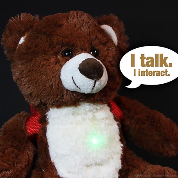 BooBuddy Interactive Bear