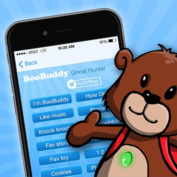 BooBuddy App (iPhone/iPad)