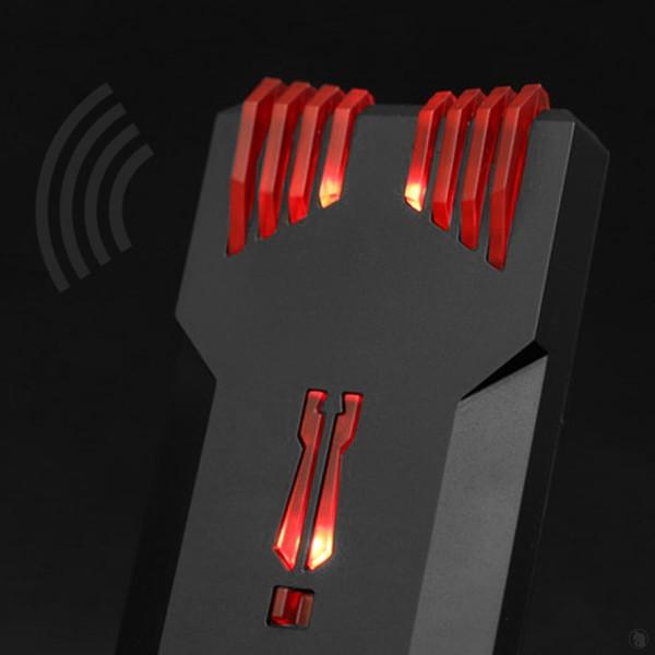Rook EMF Meter with Sound
