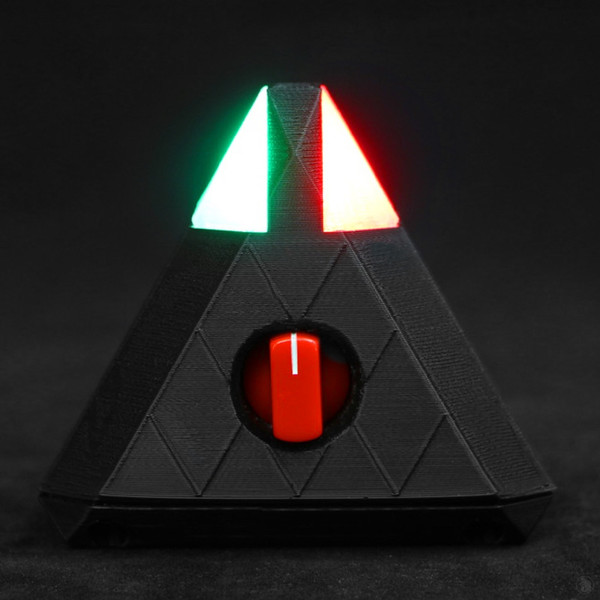 Flux Response Device for Ghost Hunting Communication