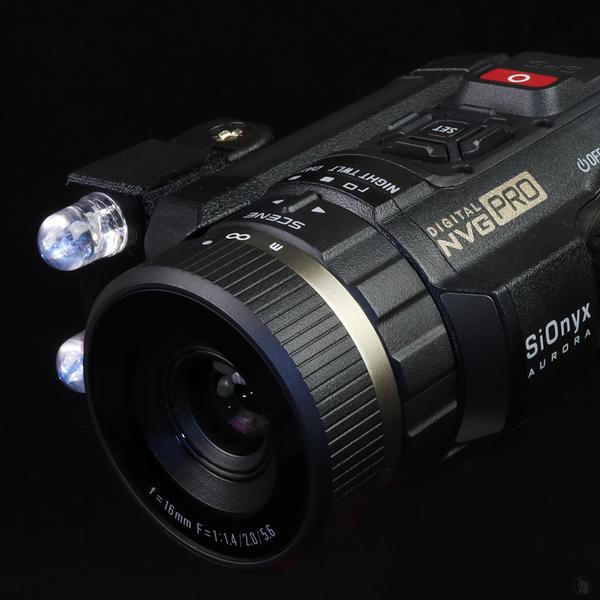 SiOnyx Dual Full Spectrum Night Vision Video Camera