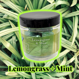 Shower Steamers - Lemongrass Mint - mini