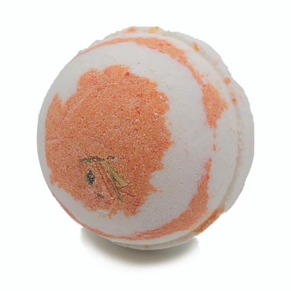 Bath Bomb - Chakra Collection - Orange Calcite