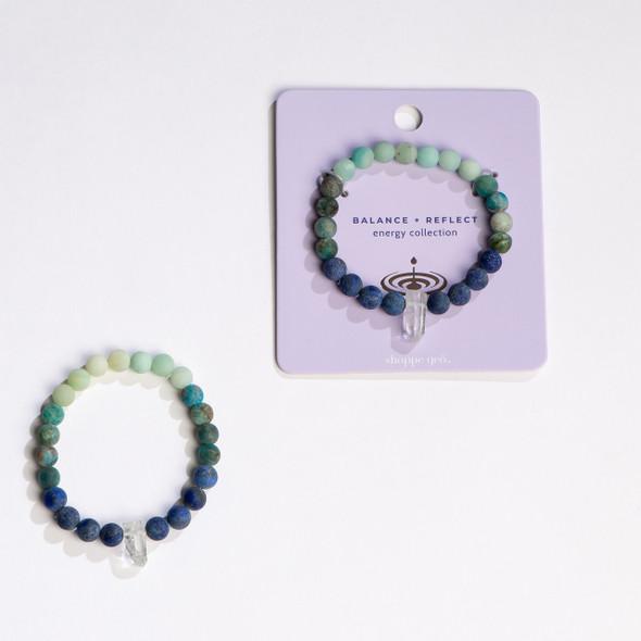 Energy Collection: Balance + Reflect Bracelet
