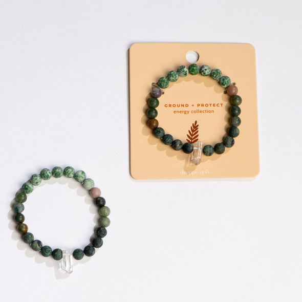 Energy Collection: Ground + Protect Bracelet