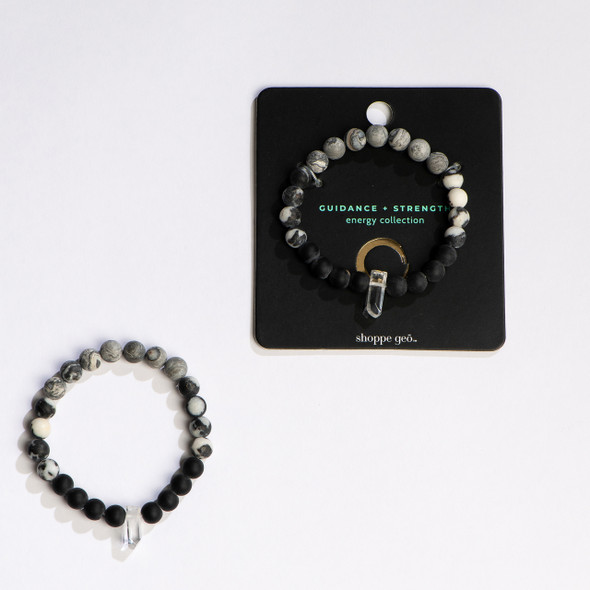 Energy Collection: Guidance + Strength Bracelet