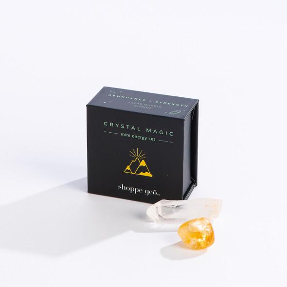Energy Collection - Abundance + Strength Mini Energy Set